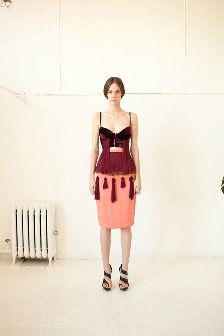 Показаны новые лукбуки Balenciaga, Chanel и Zac Posen. Изображение № 15.