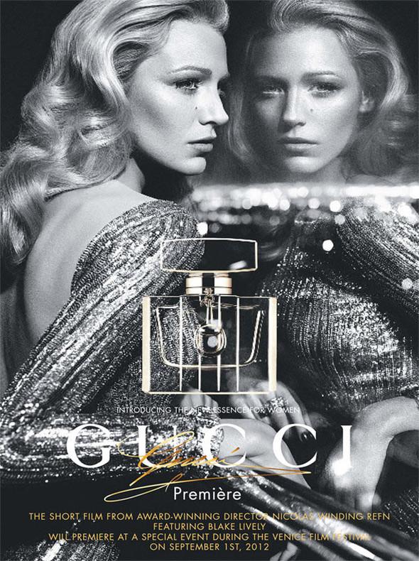 Бьюти-кампании: Balenciaga, Gucci и Valentino. Изображение № 2.
