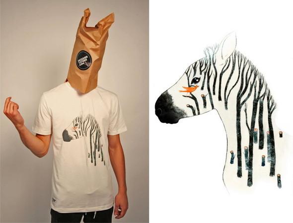 Дизайнерские футболки отT-store. Изображение № 23.
