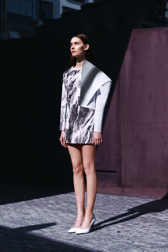Показана новая коллекция молодого дизайнера Ольги Шурыгиной. Изображение № 8.