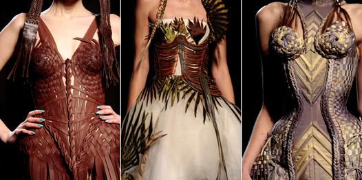 Жан-Поль Готье на неделе высокой моды 2010. Изображение № 10.