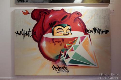 Граффити-аукцион. Изображение № 2.