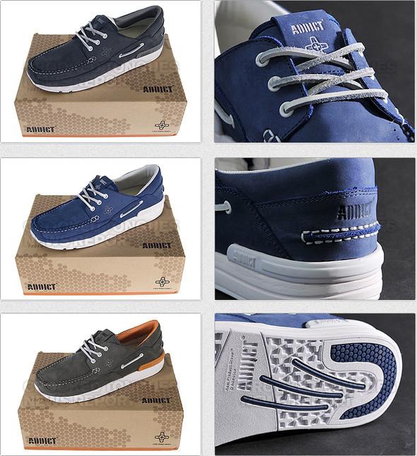 Первая коллекция обуви Addict. Изображение № 3.