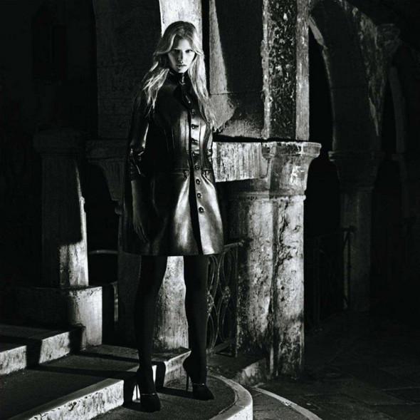 Съёмка: Лара Стоун в объективе Марио Сорренти. Изображение № 12.