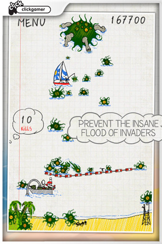 Doodle Invasion. Изображение № 4.