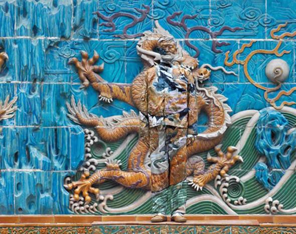 Лю Болинь, художник-хамелеон. Изображение № 10.