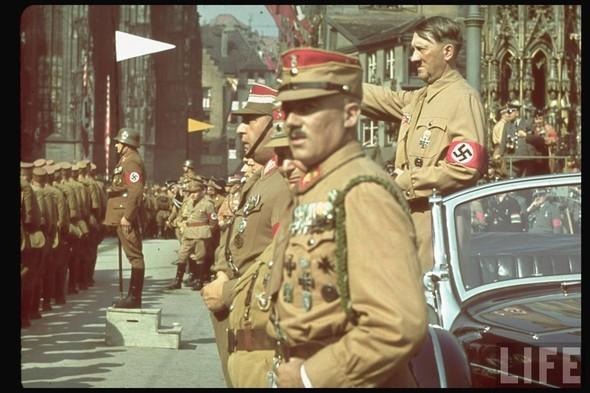 100 цветных фотографий третьего рейха. Изображение № 41.