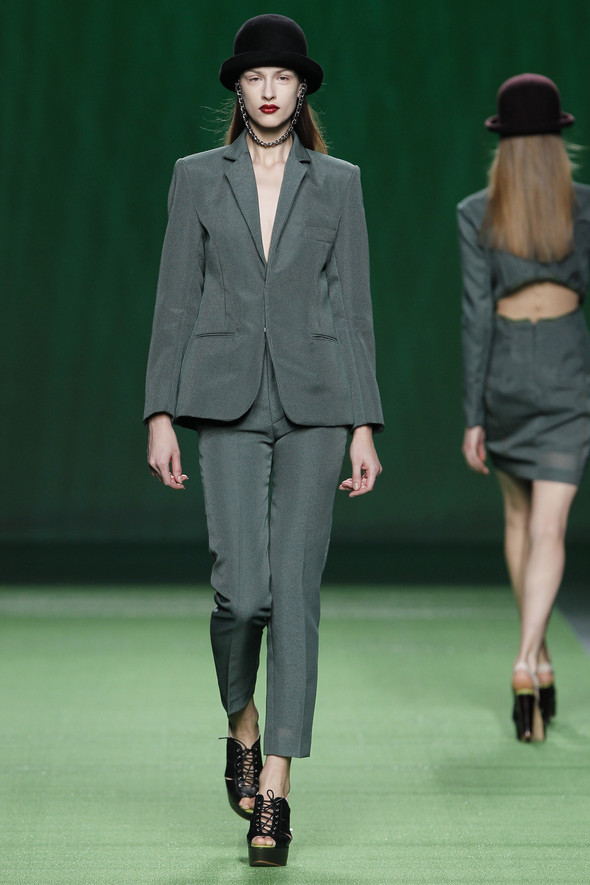 Madrid Fashion Week A/W 2012: Martin Lamothe. Изображение № 12.