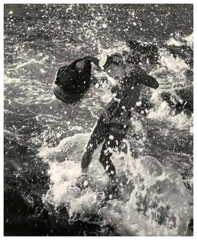 Части тела: Обнаженные женщины на фотографиях 50-60х годов. Изображение № 32.