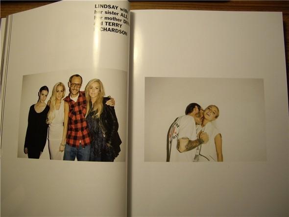 Линдси Лохан для Purple Fashion Magazine (продолжение). Изображение № 8.
