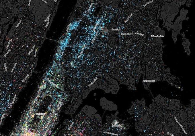 Нью-Йорк: фото via fastcodesign. Изображение № 2.