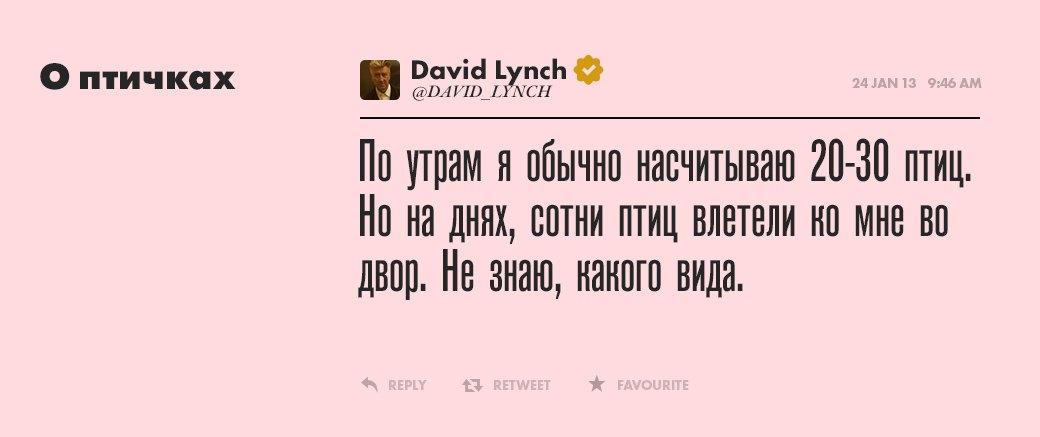 Дэвид Линч, режиссер  и святая душа. Изображение №1.