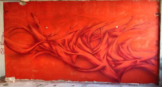 Интервью с граффити райтерами: Morik1. Изображение № 11.