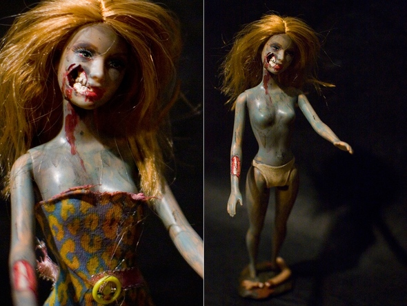 Undead Barbie. Изображение № 2.