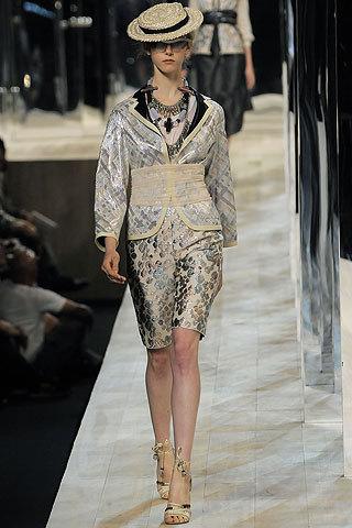 Top-10 SS09 collections (Paris FW) поверсии Style. com. Изображение № 40.