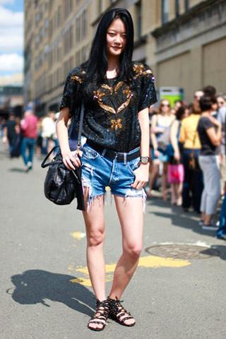 Street style изНью-Йорка. Изображение № 10.