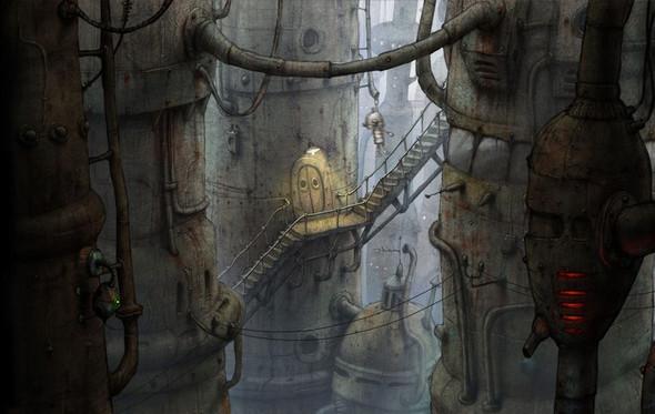 «Machinarium». Изображение № 14.