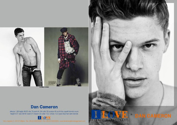 Show Package – Milan Men SS 10: I Love Models Mgmt. Изображение № 13.