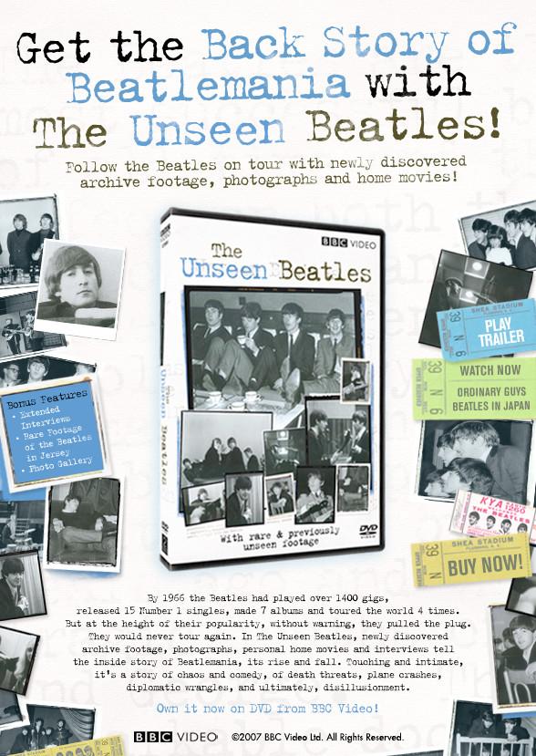 The Unseen Beatles. Изображение № 22.