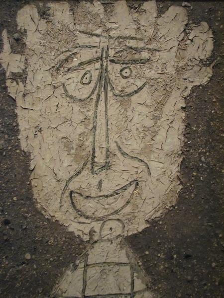 Jean Dubuffet. Изображение № 1.