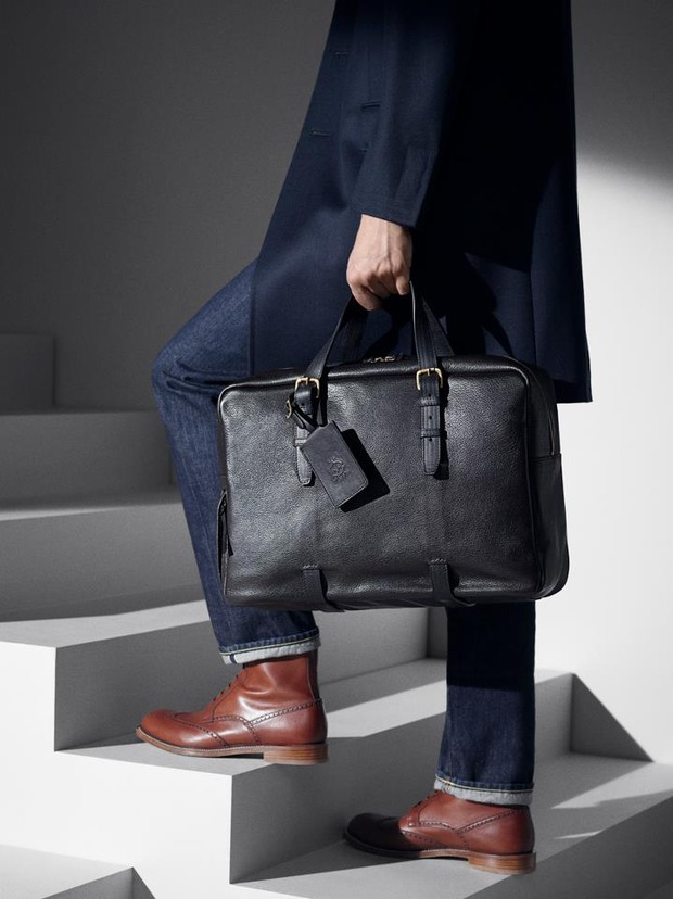 Alfred Dunhill lookbook casual wear Autumn Winter 2012. Изображение № 5.