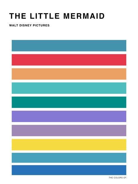 Дизайнер выбрал цвета из фильмов Миядзаки и Disney. Изображение № 17.