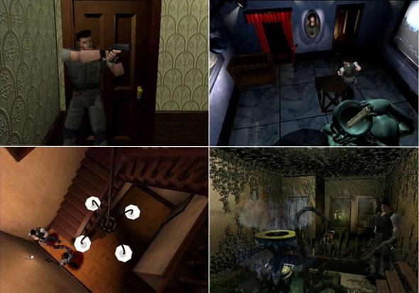 История Resident Evil. Изображение № 2.