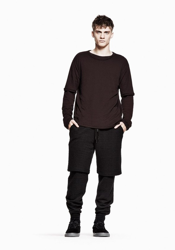 Лукбук: T by Alexander Wang FW 2011 Menswear. Изображение № 10.