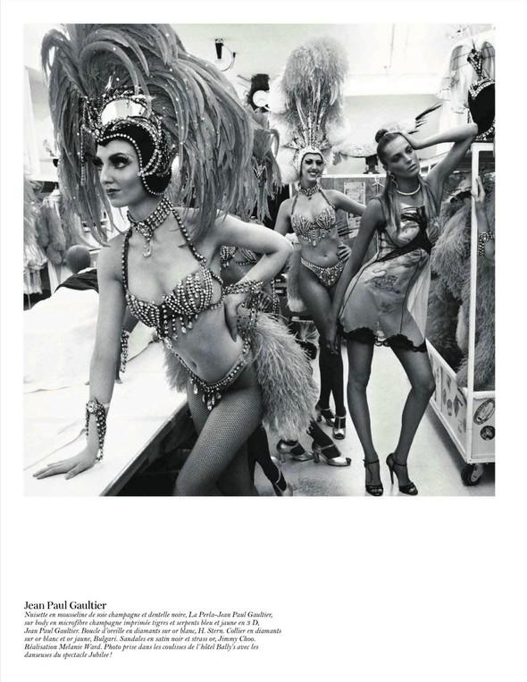 Съёмка: Дарья Вербова для французского Vogue. Изображение № 43.