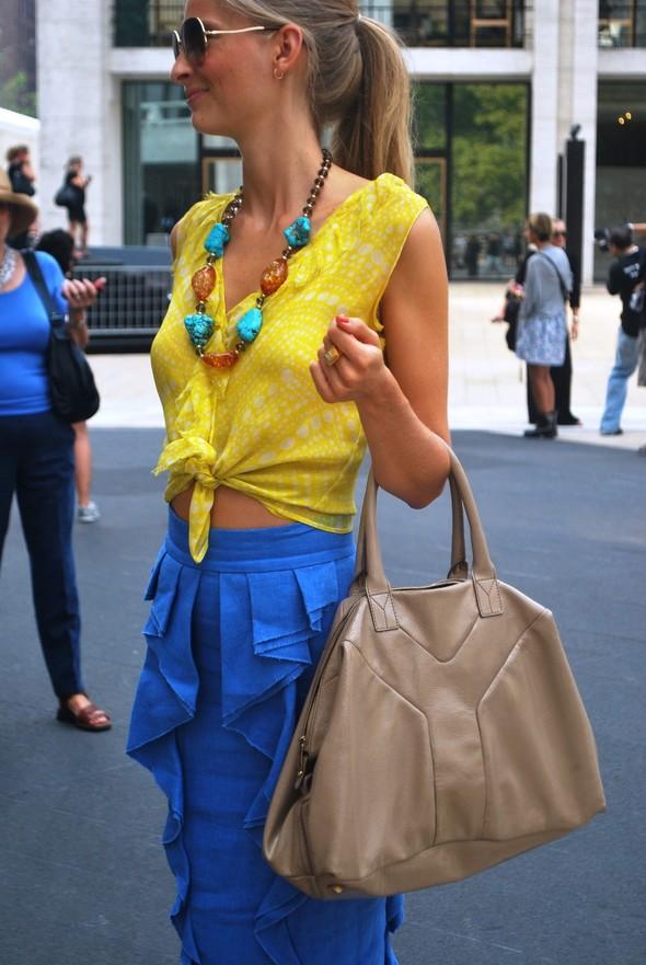 Street Fashion @ NYFW. Изображение № 21.