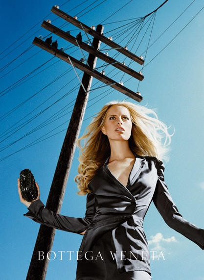 Изображение 6. Рекламные кампании: Bottega Veneta, Jaeger и Dior.. Изображение № 6.