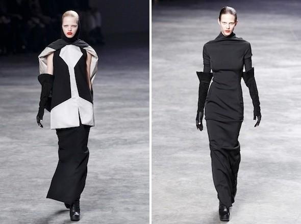 Изображение 10. Показы на Paris Fashion Week FW 2011: день 3.. Изображение № 16.