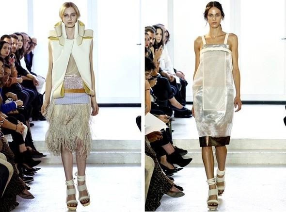 Показы Paris Fashion Week SS 2012: День 2. Изображение № 16.