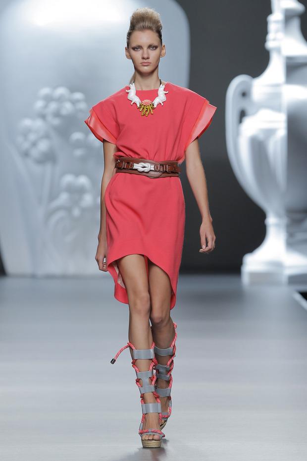Madrid Fashion Week SS 2013: ANA LOCKING . Изображение № 1.