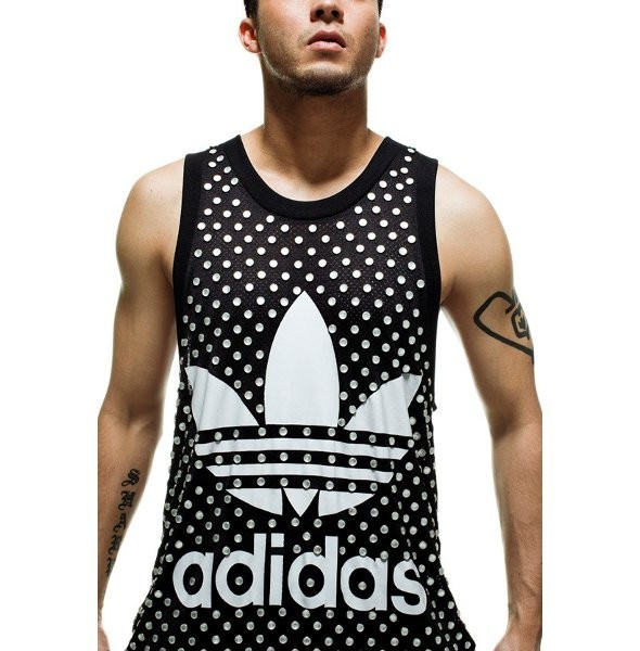 Jeremy Scott for Adidas Originals FW 2010. Изображение № 4.