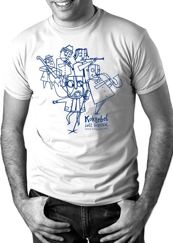 Изображение 78. Кастинг принтов для футболок SEKTA: Koktebel Jazz Fest.. Изображение № 78.
