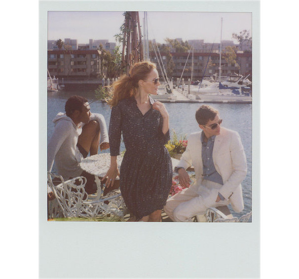 Лукбук: Скот Штепенберг любит Polaroid. Изображение № 14.