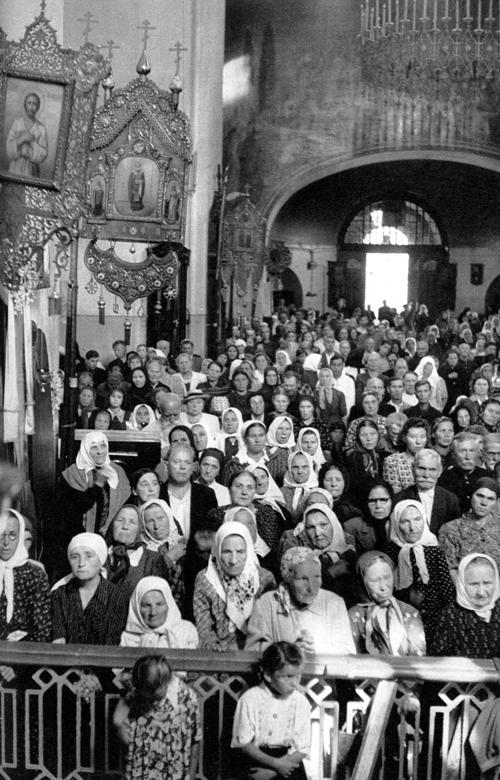 Советская Москва глазами Анри Картье-Брессона. Изображение № 27.