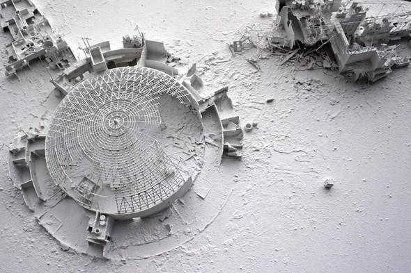Изображение 5. Мировые катастрофы в 3D-картинах Джерри Джуда.. Изображение № 5.