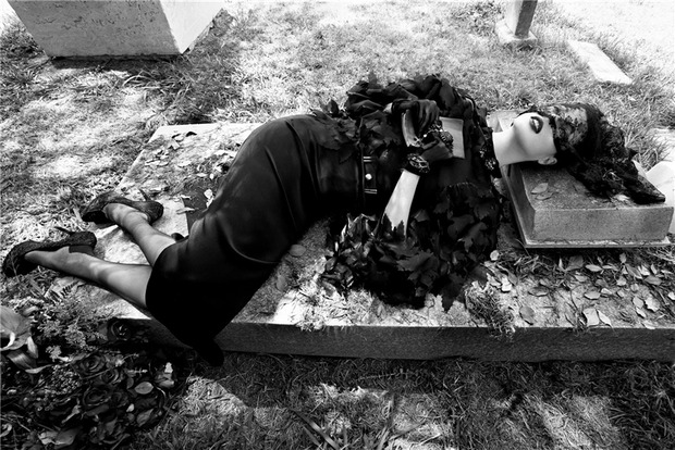 Зловещие мертвецы: 10 съемок к Хеллоуину. Изображение №38.