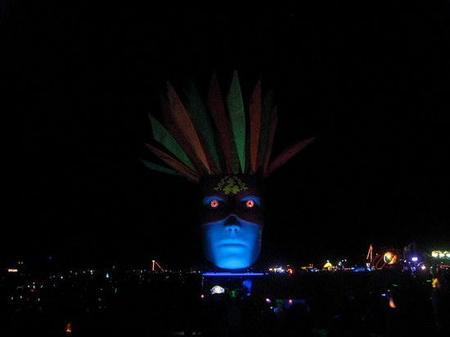 """Фестиваль """"Burning Man! """" вНеваде. Изображение № 31."""