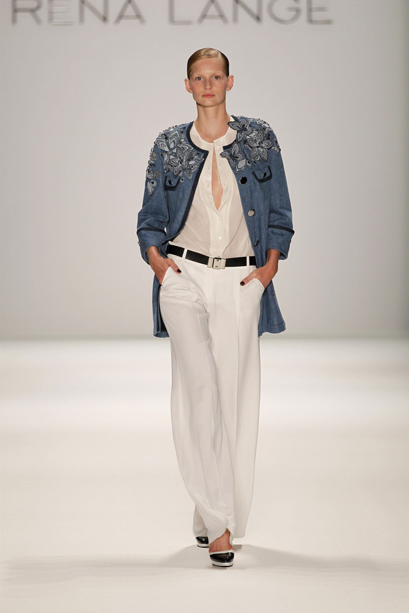 Rena Lange SS 2012. Изображение № 10.