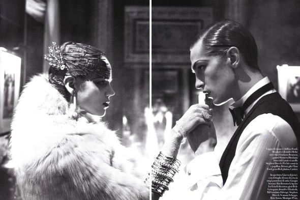 Vogue Italia March 2010. Изображение № 10.