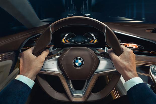 BMW представила концепт-кар с дополненной реальностью. Изображение № 2.