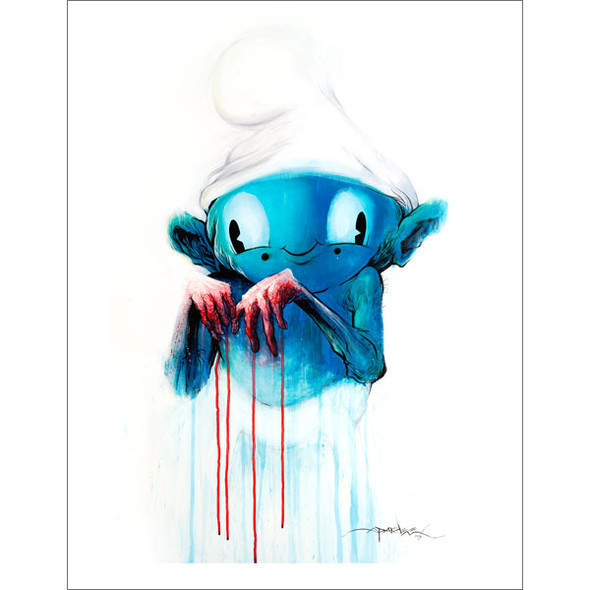 Crazy designs Alex Pardee. Изображение № 5.