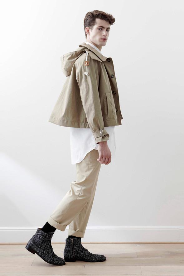 Изображение 4. Лукбук: Carven SS 2012 Menswear.. Изображение № 4.