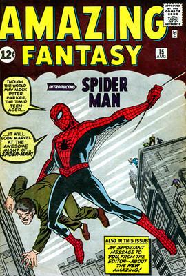 Всемирная паутина: История Человека-паука за полвека. Изображение №3.