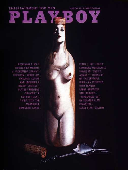 Части тела: Обнаженные женщины на фотографиях 70х-80х годов. Изображение № 122.