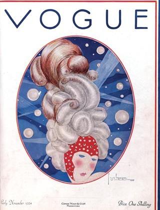 История глазами обложки Vogue (Британия). Изображение № 11.