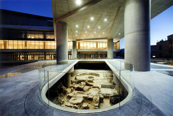 The new Acropolis Museum. Изображение № 5.
